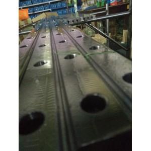 国产线性高组导轨HGR系列导轨15-45