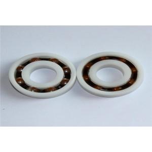 原无磁塑料轴承耐磨耐锈POM6301厂家现货直销