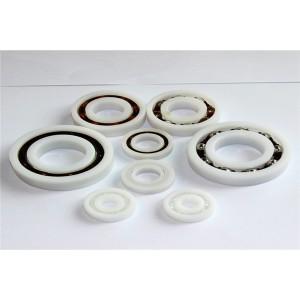原耐磨工程塑料深沟轴承POM6302厂家现货直销