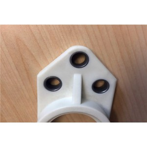 PBT工程塑料轴承座FB204工厂直销现货