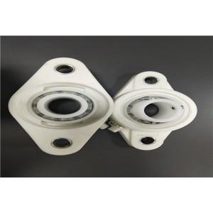 POM UC207厂家直销塑料外球面轴承超高性价比