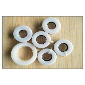 原厂家直销 塑料轴承 POM51104 无磁防腐 不锈