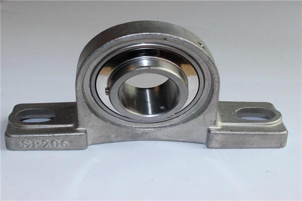 SUCP206不锈钢轴承座